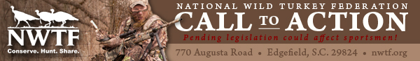NWTF Call to Action