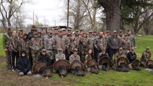 2019 NWTF Youth Spring Turkey Hunt Application