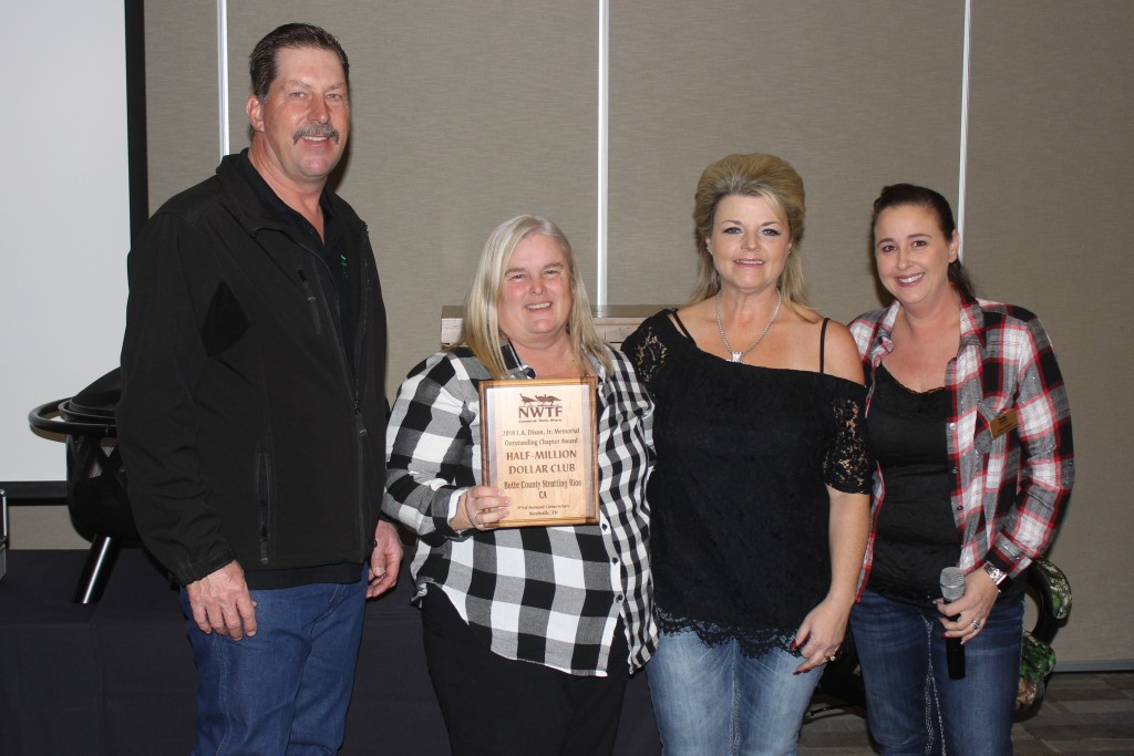 Butte County Strutting Rio's Chapter